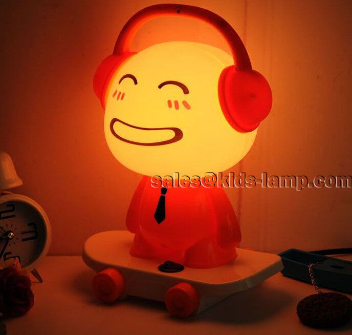 12 best Funny cute bedside table lamps images on Pinterest ...
