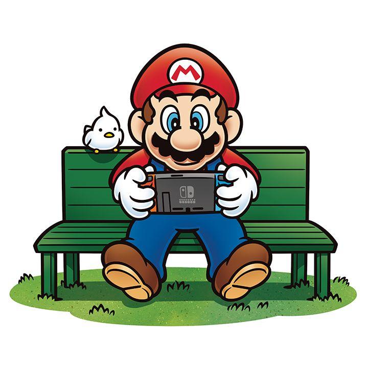 New Super Mario Bros U Deluxe Pure Fun Dessin De Mario