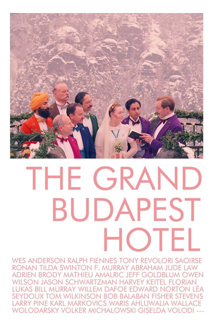 Grand Budapest Hotel In Budapest