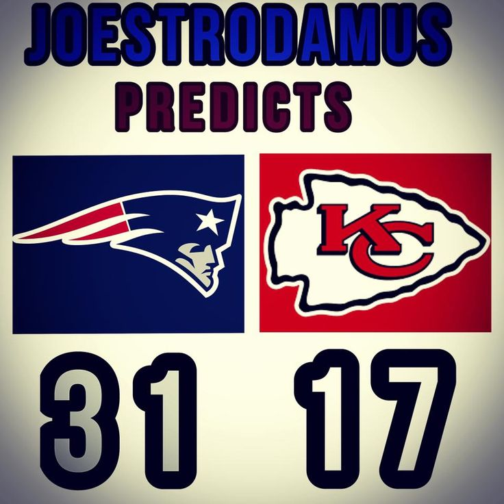 Sounds good to me!! Go Pats!!