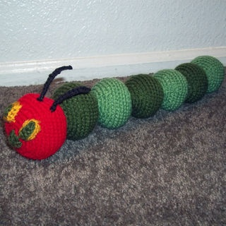 Knitting Pattern For Very Hungry Caterpillar Toy : 17 Best images about Amigurumi on Pinterest Toys, Ravelry and Patterns