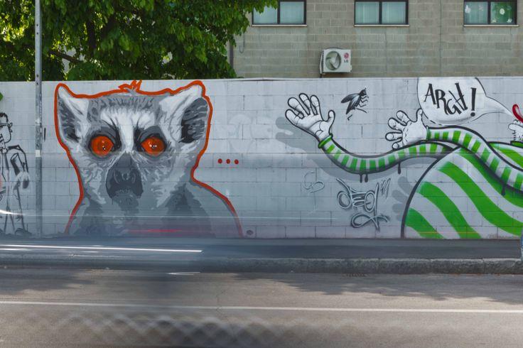 WALL' HAPPINESS - #GRAFFITI