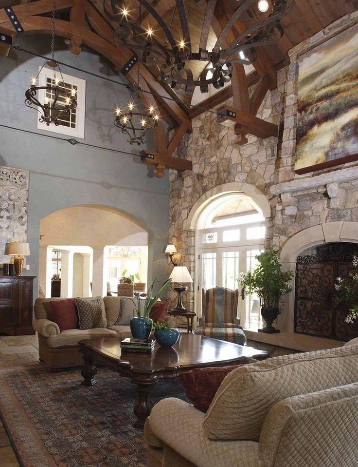 77 Gorgeous Ranch House Interior Design Ideas