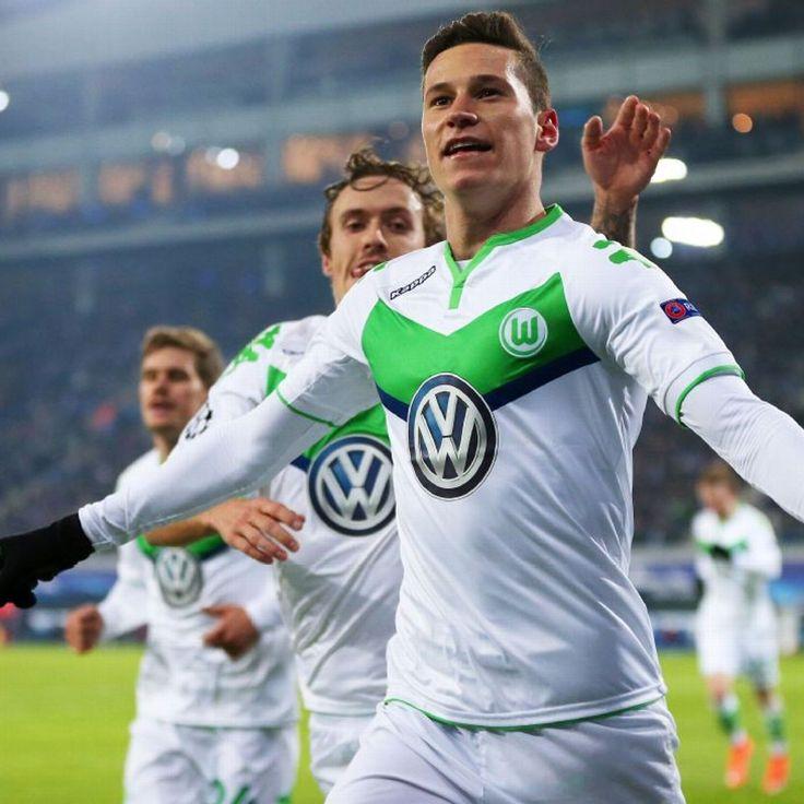 Julian Draxler made Wolfsburg aware he wanted to leave 'three weeks' ago