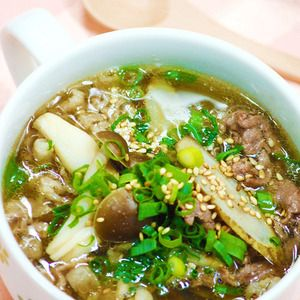ダイエット押し!『牛ごぼうの食べるスープ』雑誌Tarzan掲載 /蟻と格闘の日々+by+apomomokoさん+|+レシピブログ+-+料理ブログのレシピ満載! ダイエット中に肉!?YES肉っ!特に運動した日や筋肉を付けたい人にはオススメなんです牛には「カルニチン」という栄養が多く入っていて脂肪燃焼の促進や筋肉や疲労の疲れを取ってくれますまた、繊維には不溶性、...