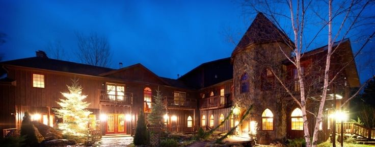 Award Winning Retreat and Spa for Body, Mind and Spirit, Canada's Premiere Health Spa, Grail Springs
