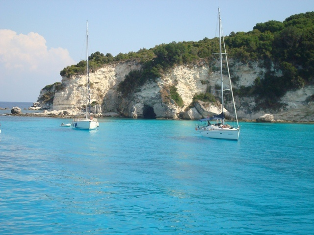 Antipaxoi - Small greek island