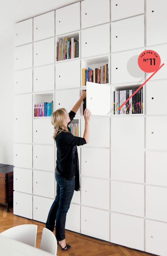floor to ceiling storage. ahhhhh
