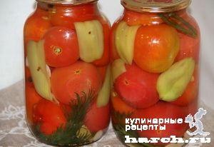 Помидоры Страна советов, zagotovki iz pomidorov domashnie zagotovki