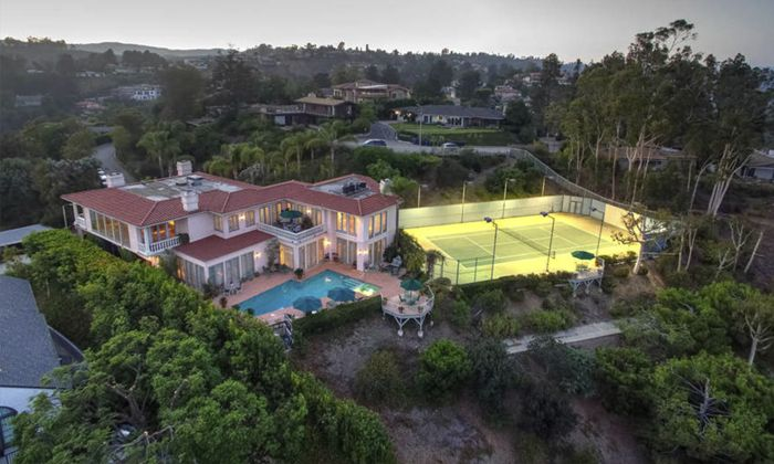 Bel Air Mansion of Late Comic Harvey Korman, of 'Carol Burnett Show' Fame, Sells for $14M