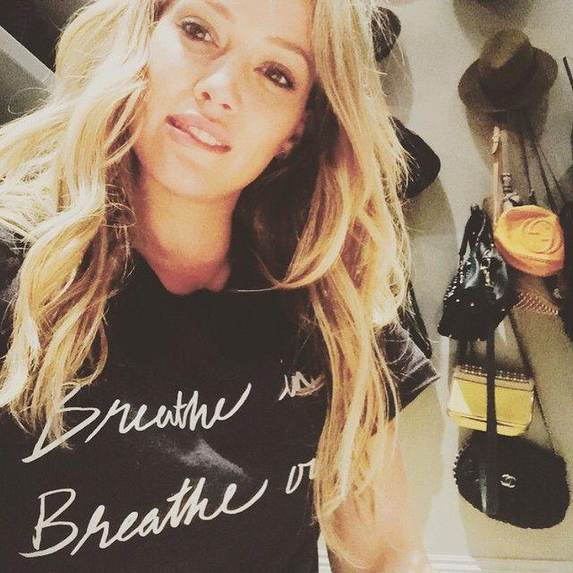 Hilary Duff BIBO Shirt