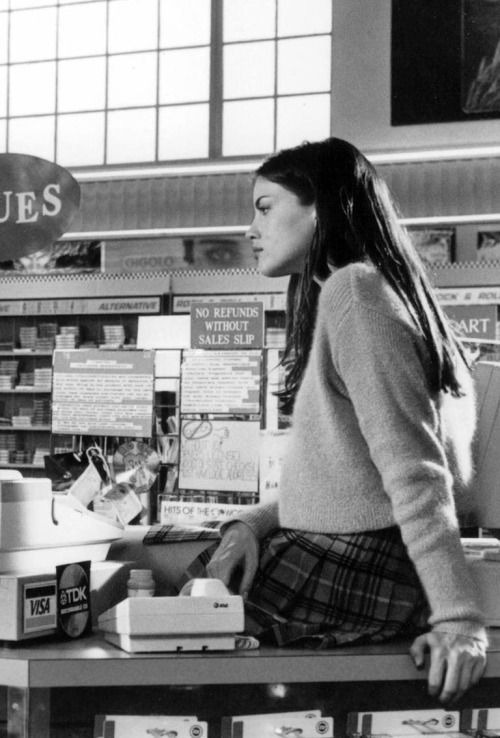 """Individuals who do not feel personal power feel fear"". [Empire Records (1995)]"