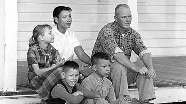 """In 1967, the United States Supreme Court overturned a series of prohibitions and punishments against interracial marriage with its decision in  Loving v. Virginia.  Mildred Jeter, a black woman, and Richard Loving, a white man, married in Washington, D.C. in 1958.  The two wed following an unplanned pregnancy and chose the District of Columbia in an effort to sidestep Virginia's prohibitions against """"mixed-race"""" marriages.  Within months of their return to Virginia, their union had been…"""