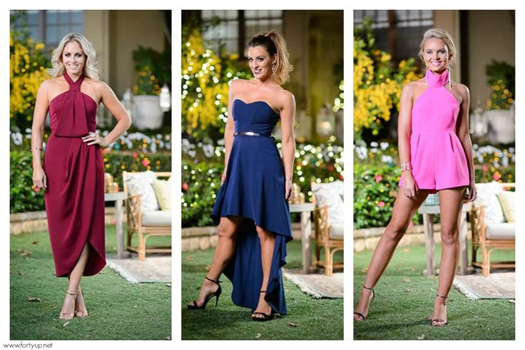 Best Dresses The Bachelor Australia 2016 by Forty Up