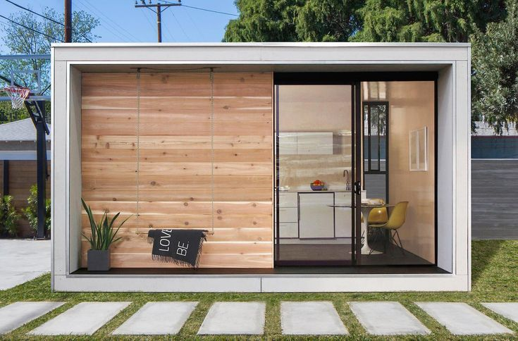 """""""What would you do with 320 square feet?"""" That's the question put forth by the adorable and affordable Plús Hús, an Icelandic-inspired tiny dwelling designed to pop up with ease in any backyard. …"""