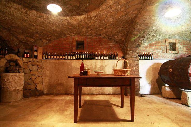 Cellar B&B Casa Meli