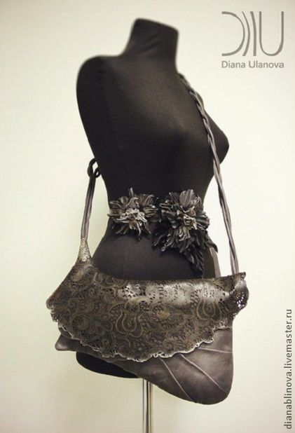Купить Клатч Кружево 1 - темно-серый, белая сумка, кружевная свадьба, подарок женщине