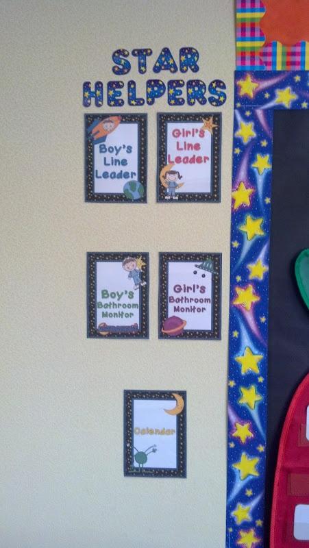 Star Helpers | School Ideas | Pinterest | Bulletin board ...