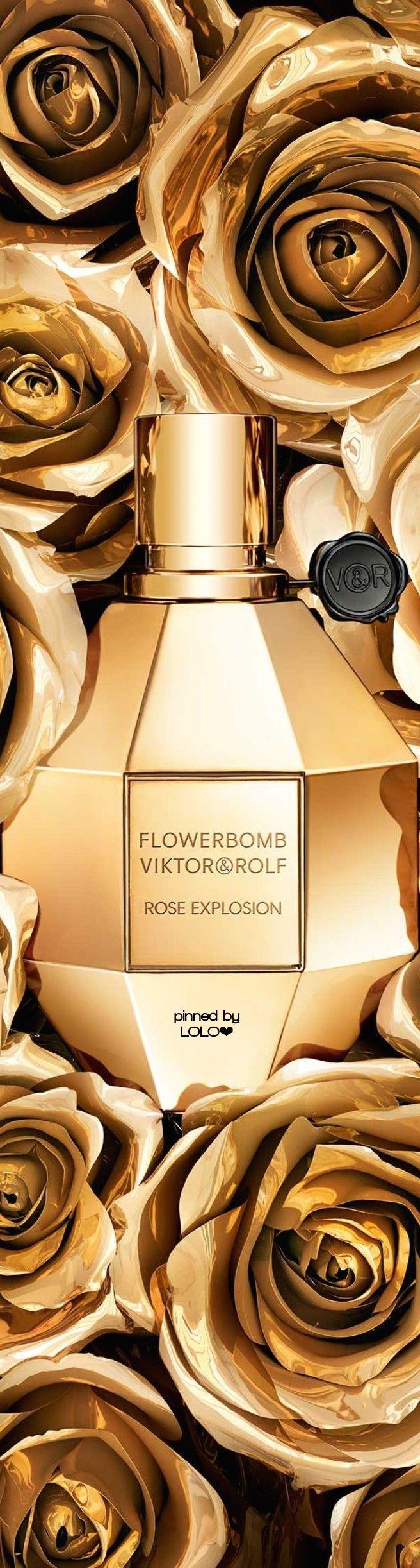 Favorite perfume...Viktor & Rolf Rose Explosion Eau de Parfum | LOLO