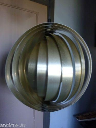 Authentique Suspension Hanging Moon Light Verner Panton Edit Poulsen Design 60 | eBay