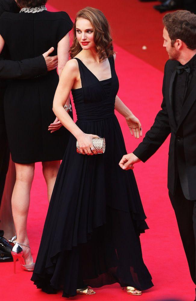 Natalie Portman in Chanel