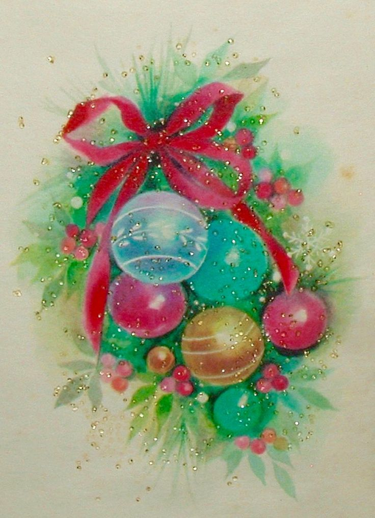 146 best ornaments vintage christmas cards images on pinterest vintage christmas card retro christmas card vintage ornaments m4hsunfo