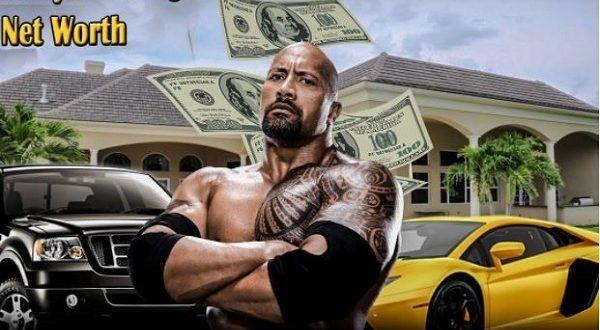 WWE Rock Dwayne Johnson net worth Biography