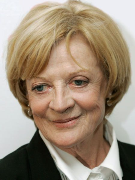 Maggie Smith (Downton Abbey), 2014 Primetime Emmy Nominee for Outstanding Supporting Actress in a Drama Series
