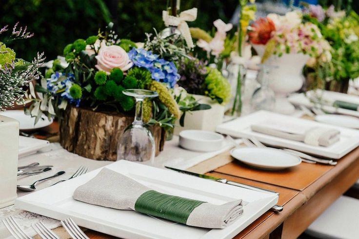 Table decor napkin ring