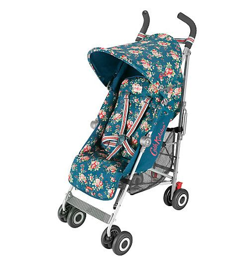 Take your little one around in style in this Maclaren Cath Kidston Quest. See more: http://verybusymamablog.com/?s=maclaren
