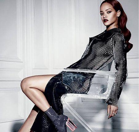 Rihanna w najnowszej kampanii Dior Magazine jesień-zima 2015/2016