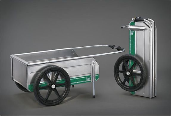 FOLD-IT UTILITY CART | Image (ideal for festivals and camping)
