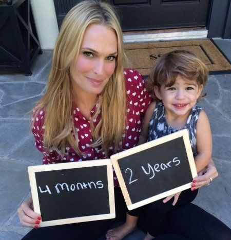 Molly Sims: Pregnant with Second Child!
