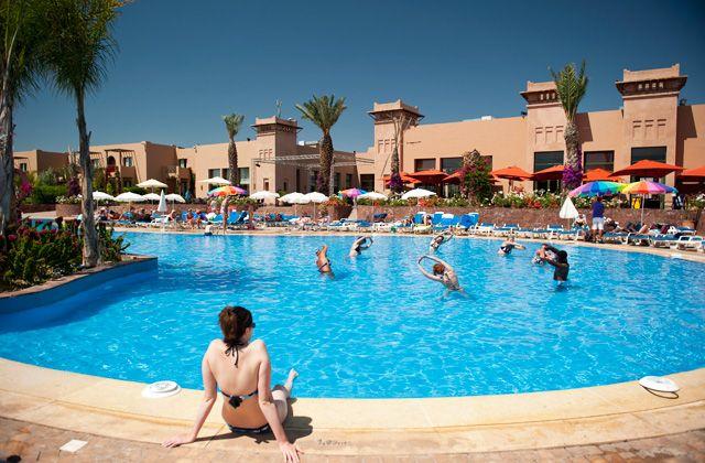 Séjour Maroc Carrefour Voyages, promo séjour Marrakech pas cher au Hotel Club Marmara Dar Atlas 4* prix promo Voyages Carrefour à partir de 499.00 € TTC