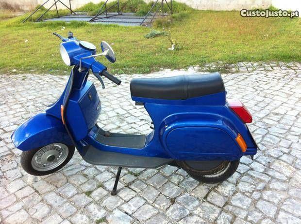 vespa pk 50 xls - à venda - Motos & Scooters, Leiria - CustoJusto.pt