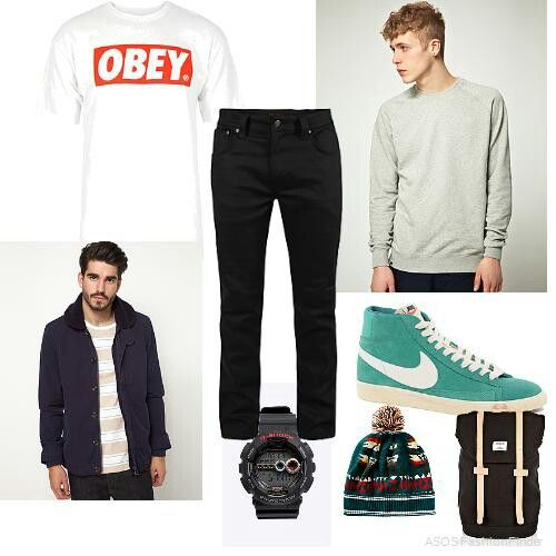 Awe Inspiring The 25 Best Ideas About Swag Outfits For Guys On Pinterest Guy Short Hairstyles Gunalazisus