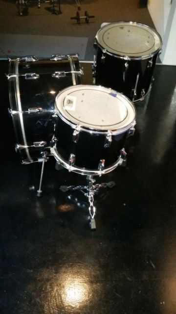 Tama Imperialstar Vintage Drum set | eBay