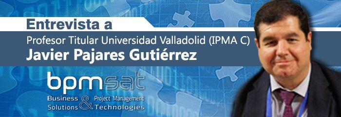 Entrevista a Dº Javier Pajares, profesor titular de la Universidad de Valladolid