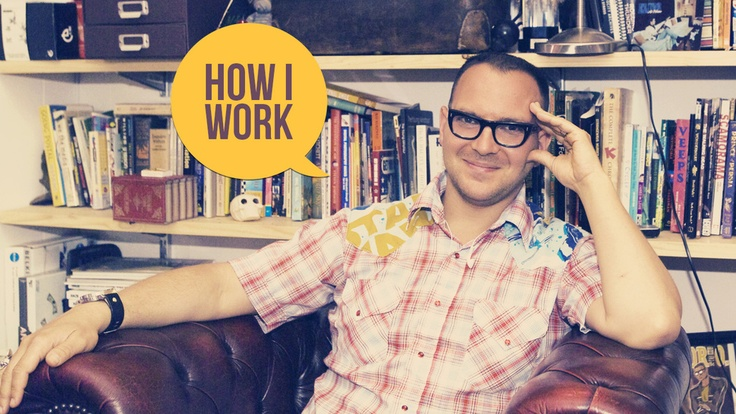 I'm Cory Doctorow, and This Is How I Work