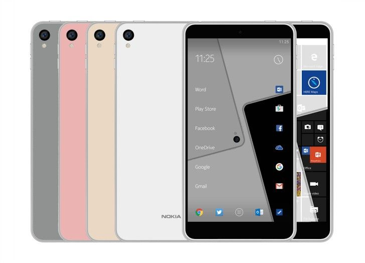 Nokia C1 Specifications, Features, Rumors and Release date