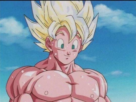 Goku SSayanjin