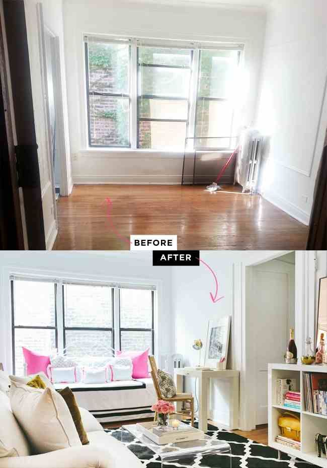 You can actually do a lot with a small space!