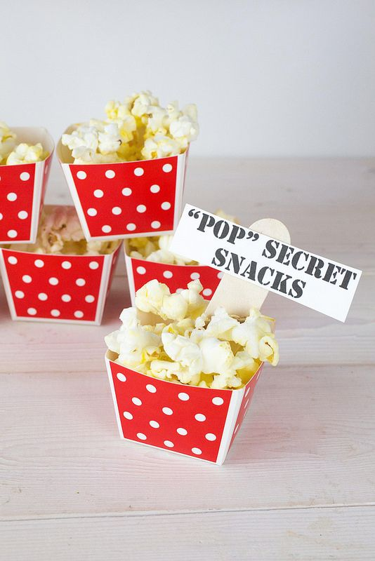 Pop Secret snacks