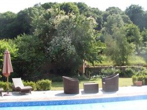 For a few weeks across the year Paddocks becomes a holiday destination for a real away from it all experience.