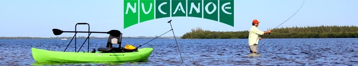 NuCanoe - Hybrid kayaks for fishing, hunting, paddling, and more - NuCanoe combines the best of canoe, kayaks, and small boats to provide unmatched stability, versatility, and customizability.