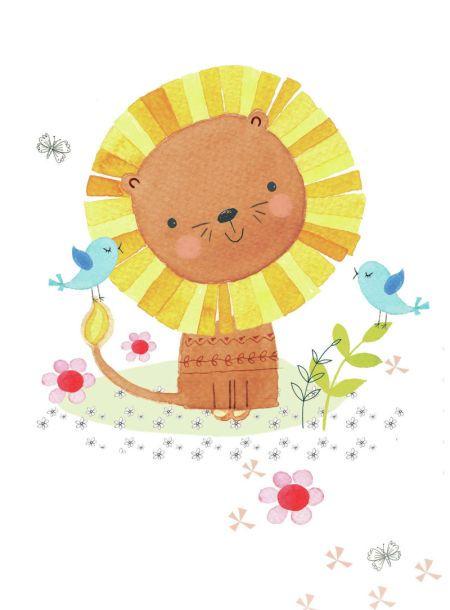 25+ beautiful Lion illustration ideas on Pinterest | Lion ...