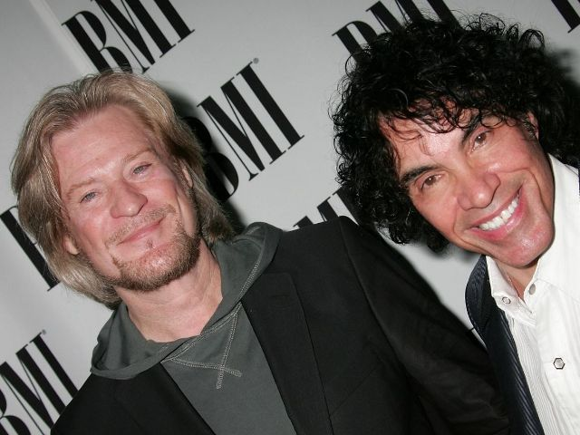 Darryl Hall & John Oates ~ Seen this famous duo a couple times, both in Sydney, true legend.