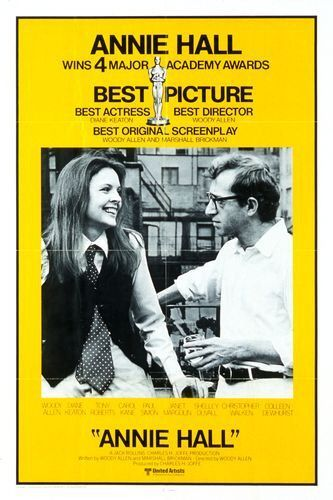 Annie Hall.  Ever since I saw it in 10th grade. Kicked off my love of film.