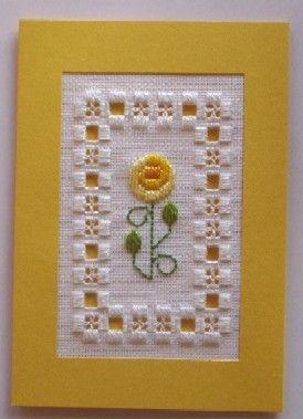 Sew in Love: Hardanger
