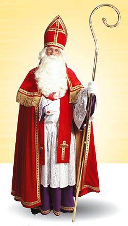 Anachronistic St Nicholas